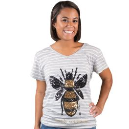 What's The Buzz Top - Bee