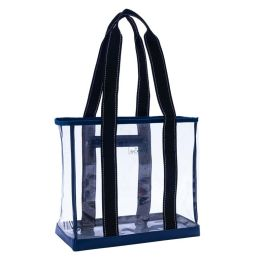 Scout Clear Mini Deano Tote Bag - Navy