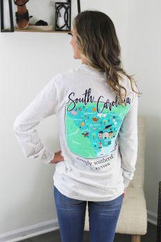 Simply Southern SC Long Sleeve T-Shirt