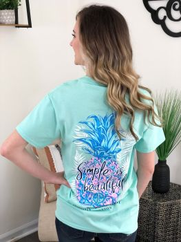Simply Southern Simple Is Beautiful T-Shirt