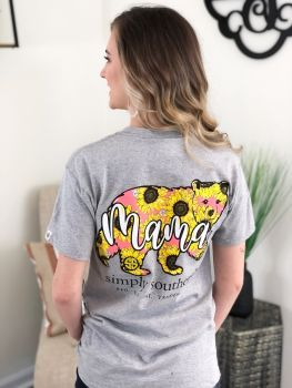 Simply Southern Mama Bear T-Shirt