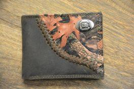 Camo Passcase USC Wallet