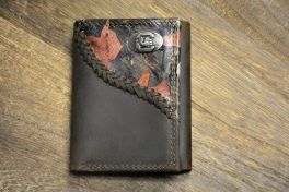 Camo Trifold USC Wallet