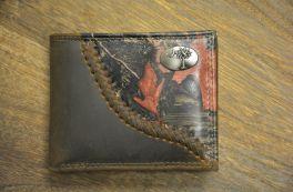 Camo Passcase Palmetto Wallet