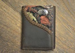 Camo Trifold Palmetto Wallet