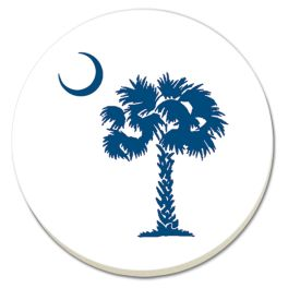 Palmetto Moon 4-Pack Coasters