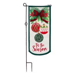 Tis The Season Everlasting Impressions Textile Decor