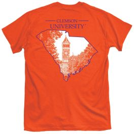 Clemson State Short-Sleeve T-Shirt