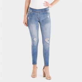 Fits Just Right Skinny Jeans - Light Denim