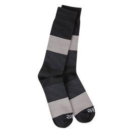 World's Softest Transit Crew Socks - Shadow Mesh
