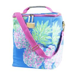 Lilly Pulitzer Wine Carrier - Swizzle Out