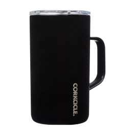 Corkcicle 22oz Coffee Mug - Matte Black