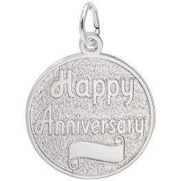 Rembrandt Happy Anniversary Disc Charm