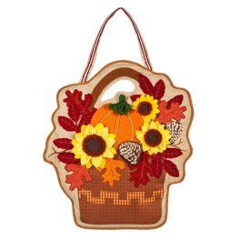 Autumn Basket Door Décor