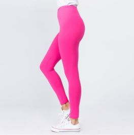 Lovable Leggings - Fuchsia