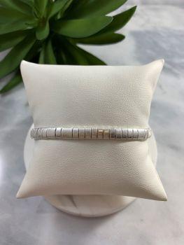 Let's Sneak Away Bracelet - Silver