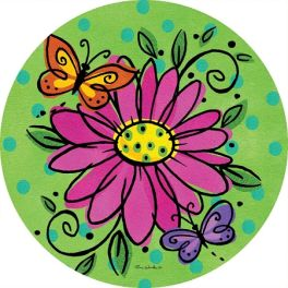 Whimsy Daisy Accent Magnet
