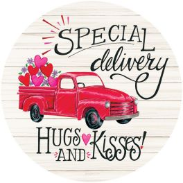 Special Delivery Accent Magnet