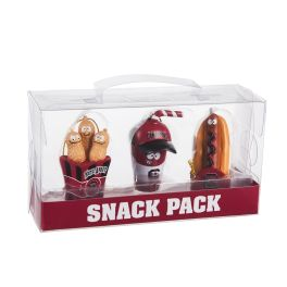University of South Carolina Snack Pack Ornaments