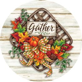 Gather Basket Accent Magnet
