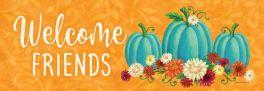 Teal Pumpkins Signature Sign