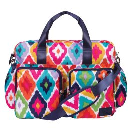 Kat Deluxe Duffle Diaper Bag