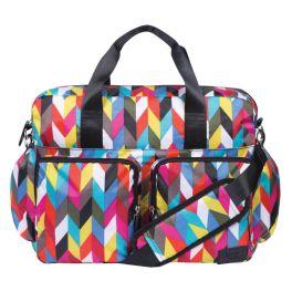 Ziggy Deluxe Duffle Diaper Bag