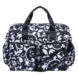 Vine Deluxe Duffle Diaper Bag