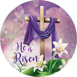 He Is Risen Stepping Stone