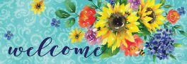 Summer Bouquet Signature Sign