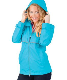 Wave New Englander Rain Jacket