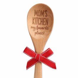 Mom's Kitchen Sentiment Spoon