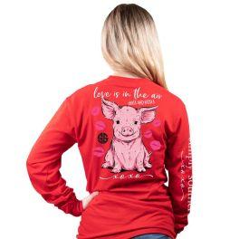 Simply Southern Love Long Sleeve T-Shirt