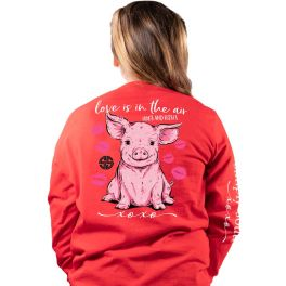 Simply Southern Love Long Sleeve T-Shirt - YOUTH