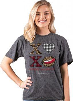 Simply Southern XOXO Short Sleeve T-Shirt