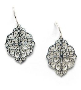 Southern Gates Victoria Gate Earrings