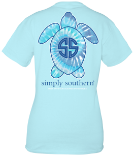 Simply Southern Save The Turtles Logo Short Sleeve T-Shirt - YOUTH