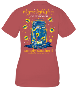 Simply Southern Shine Short Sleeve T-Shirt - YOUTH