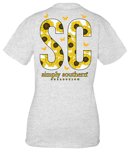 Simply Southern SC Short Sleeve T-Shirt - Youth