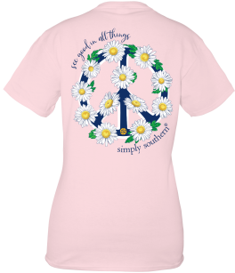 Simply Southern Peace T-Shirt - YOUTH