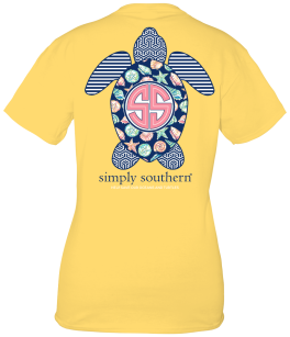 Simply Southern Shell T-Shirt - YOUTH