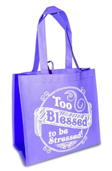 Eco Tote - Too Blessed