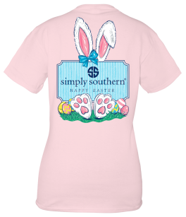 Simply Southern Happy Easter T-Shirt - YOUTH