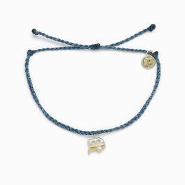 Puravida Dusty Blue On The Road Bracelet