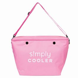 Simply Southern Simply Tote Large Cooler - Pink