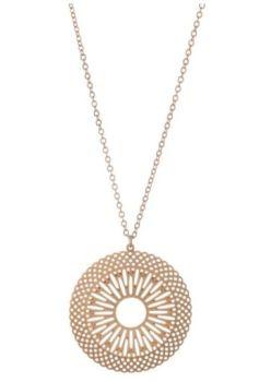 Sunburst Necklace - Gold