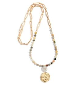 Sharing Secrets Necklace - Natural