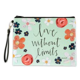Love Without Limits Makeup Bag