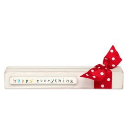 Happy Everything Counter Card or Picture Holder