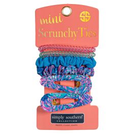 Simply Southern Mini Scrunchie Ties - Keys